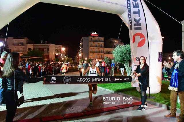 1st White Night Run Argos 2017