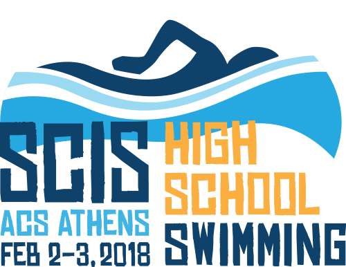 SCIS Swimming Championships - High School (ACS Athens) 2017-2018